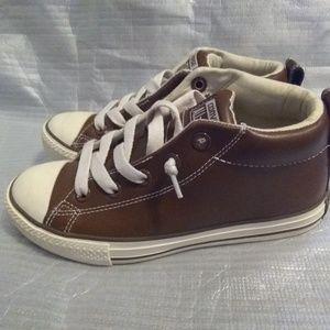 Converse allstar leather
